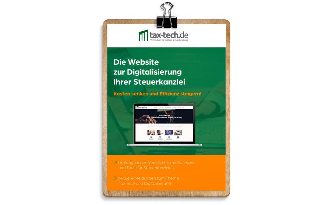 DIN A4 Flyer PDF Gestaltung